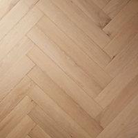 Eslov Natural Oak Real wood top layer Flooring Sample