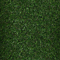 Eton Medium density Artificial grass 8m² (T)15mm