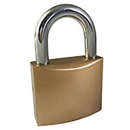 Ever Strong Iron Cylinder Padlock (W)48mm
