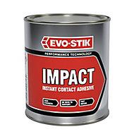 Evo-Stik Impact Amber Glue, 750L