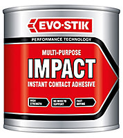 Evo-Stik Impact Solvent-based Contact adhesive, 250ml