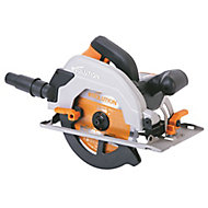 Evolution 1200W 240V 185mm Corded Circular saw R185CCSL240