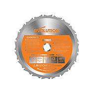 Evolution Rage Circular saw blade (Dia)185mm