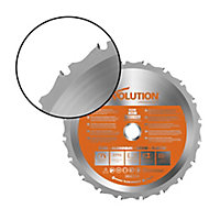 Evolution Rage Circular saw blade (Dia)210mm