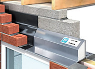 Expamet Steel Lintel (L)2.4m (W)280mm