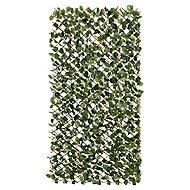 Fabric & willow Green Garden screen (H)1m (W)2m