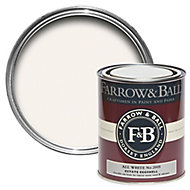 Farrow & Ball Estate All white No.2005 Eggshell Metal & wood paint, 0.75L