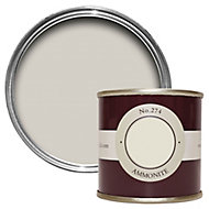 Farrow & Ball Estate Ammonite No.274 Emulsion paint 100ml Tester pot
