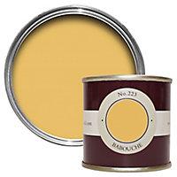Farrow & Ball Estate Babouche No.223 Emulsion paint 100ml Tester pot