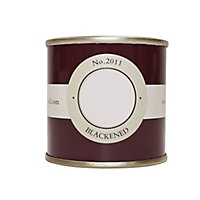Farrow & Ball Estate Blackened No.2011 Emulsion paint 100ml Tester pot