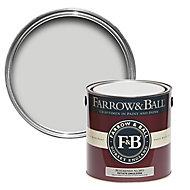 Farrow & Ball Estate Blackened No.2011 Matt Emulsion paint, 2.5L
