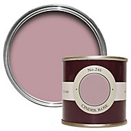 Farrow & Ball Estate Cinder rose No.246 Emulsion paint 100ml Tester pot