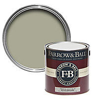 Farrow & Ball Estate French gray No.18 Matt Emulsion paint, 2.5L