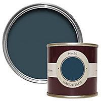 Farrow & Ball Estate Hague blue No.30 Emulsion paint 100ml Tester pot