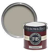 Farrow & Ball Estate Hardwick white No.5 Matt Emulsion paint, 2.5L