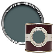 Farrow & Ball Estate Inchyra blue No.289 Emulsion paint 100ml Tester pot