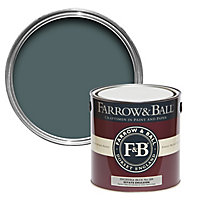 Farrow & Ball Estate Inchyra blue No.289 Matt Emulsion paint, 2.5L