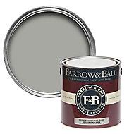 Farrow & Ball Estate Lamp room gray No.88 Matt Emulsion paint, 2.5L