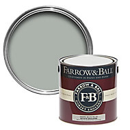 Farrow & Ball Estate Light blue No.22 Matt Emulsion paint, 2.5L