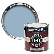 Farrow & Ball Estate Lulworth blue No.89 Matt Emulsion paint, 2.5L