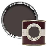 Farrow & Ball Estate Mahogany No.36 Emulsion paint 100ml Tester pot