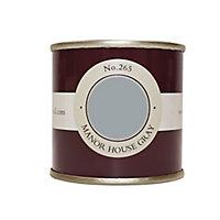 Farrow & Ball Estate Manor house gray No.265 Emulsion paint 100ml Tester pot