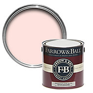 Farrow & Ball Estate Middleton pink No.245 Matt Emulsion paint 2.5L