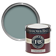 Farrow & Ball Estate Oval room blue No.85 Matt Emulsion paint 2.5L