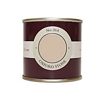 Farrow & Ball Estate Oxford stone No.264 Emulsion paint 100ml Tester pot