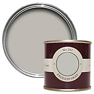 Farrow & Ball Estate Pavilion gray No.242 Emulsion paint 100ml Tester pot
