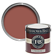 Farrow & Ball Estate Picture gallery red No.42 Matt Emulsion paint 2.5L