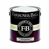 Farrow & Ball Estate Setting plaster No.231 Matt Emulsion paint, 2.5L