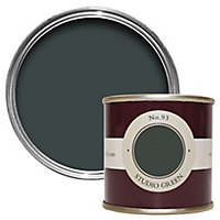 Farrow & Ball Estate Studio green No.93 Emulsion paint 100ml Tester pot