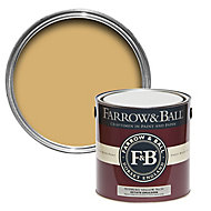 Farrow & Ball Estate Sudbury yellow No.51 Matt Emulsion paint 2.5L
