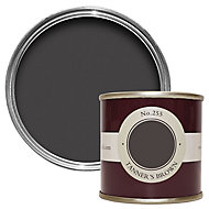 Farrow & Ball Estate Tanners brown No.255 Emulsion paint 100ml Tester pot