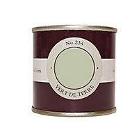 Farrow & Ball Estate Vert de terre No.234 Emulsion paint 100ml Tester pot