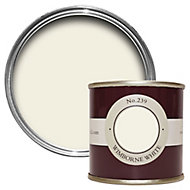 Farrow & Ball Estate Wimborne white No.239 Emulsion paint 100ml Tester pot