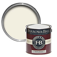 Farrow & Ball Estate Wimborne white No.239 Matt Emulsion paint 2.5L