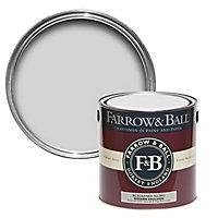 Farrow & Ball Modern Blackened No.2011 Matt Emulsion paint 2.5L