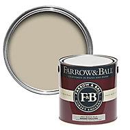 Farrow & Ball Modern Old white No.4 Matt Emulsion paint 2.5L