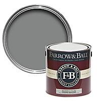 Farrow & Ball Modern Plummett No.272 Matt Emulsion paint 2.5L