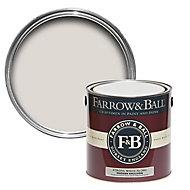 Farrow & Ball Modern Strong white No.2001 Matt Emulsion paint 2.5L