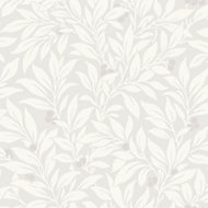 Fine Décor Mulberry Soft grey Floral Smooth Wallpaper