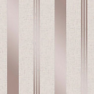 Fine Décor Striped Rose gold effect Embossed Wallpaper
