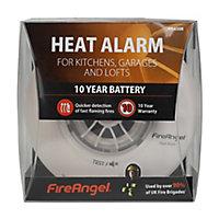 FireAngel HT-630R Thermistek Heat Alarm with 10-year lifetime battery