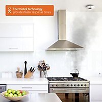 FireAngel Pro Connected Battery-powered Heat alarm