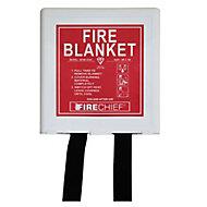 Firechief BPW1/K40 Fire blanket (L)0.3m x (W)0.18m