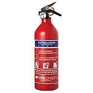 Firechief Dry powder Fire extinguisher 1kg