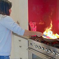 Firexo Pan fire extinguishing sachet