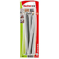 Fischer Countersunk Frame fixing (L)160mm (Dia)10mm, Pack of 4